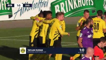BVB II jagt den Tabellenführer   Borussia Dortmund U23 – SV Straelen (Regionalliga West)