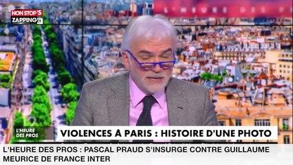 L'heure des Pros : Pascal Praud s'insurge contre Guillaume Meurice de France Inter (vidéo)