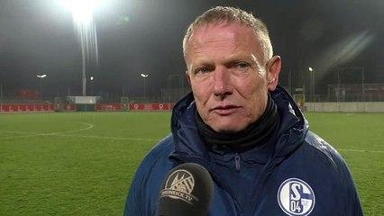 Schalkes U23-Trainer Torsten Fröhling sieht Mannschaft als Sprungbrett