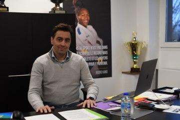 Stéphane Nomis : « Refaire du judo l'élève modèle »