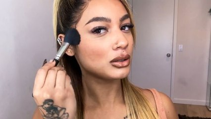 DaniLeigh's 10 Minute Zoom-Ready Beauty Routine