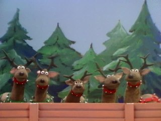 The Muppets - Reindeer Discuss Christmas