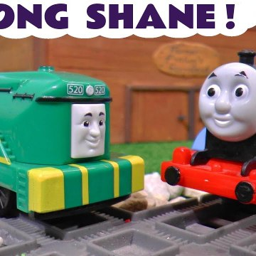 Strong Shane  from Thomas and Friends Big World Big Adventures and Marvel Avengers Hulk with the Funny Funlings in this Family Friendly Full Episode English Toy Story for Kids from a Kid Friendly Family Channel