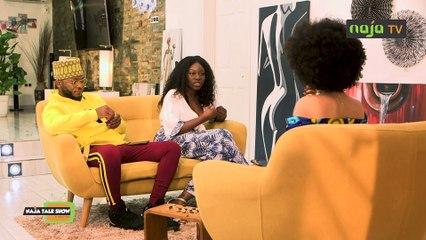Naja Talk Show, Marylène Owona  Quand on est maman solo il faut bien occuper les enfants