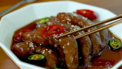 กุ้งดองซีอิ๊วเกาหลี ทำง่าย อร่อยด้วย !