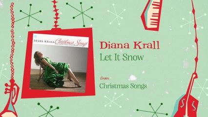Diana Krall - Let It Snow