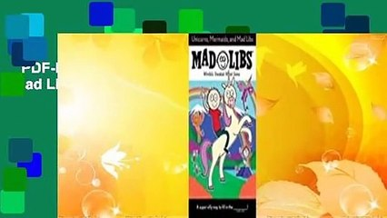 PDF-Download Unicorns, Mermaids, and Mad Libs  E-Book voll