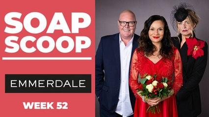 Emmerdale Soap Scoop! Christmas Day wedding shocks
