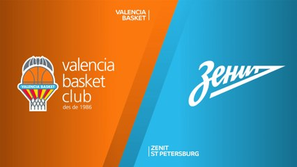 EuroLeague 2020-21 Highlights Regular Season Round 4 video: Valencia 72-85 Zenit