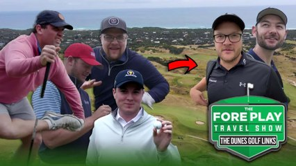 The Fore Play Travel Series: The Dunes Golf Links