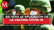 ¿Por qué se eligió a CdMx y Coahuila para arrancar vacunación anticovid en México?