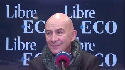 Entretien avec François Lenglet