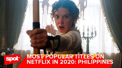 Most Popular Titles on Netflix in 2020