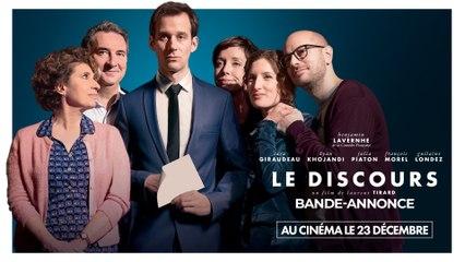 Bande-annonce LE DISCOURS - AU CINEMA LE 23 DECEMBRE