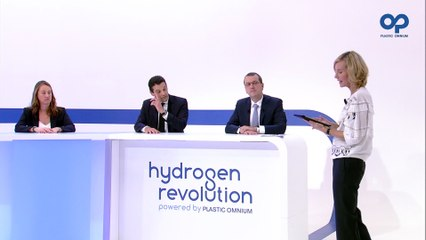 Plastic Omnium's vision and ambitions on hydrogen: Conclusion / Q&A
