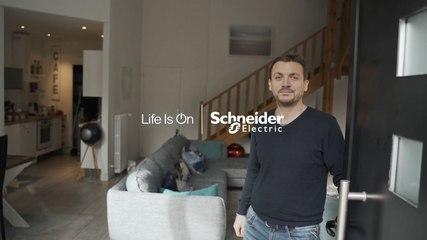 Chauffage connecté : témoignage d'un propriétaire qui a adopté la solution Wiser de Schneider Electric