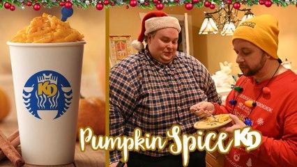 BoxMac 154: Pumpkin Spice KD and Land O Lakes Ultimate Cheddar