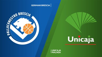 7Days EuroCup Highlights Regular Season, Round 9: Brescia 79-83 Unicaja