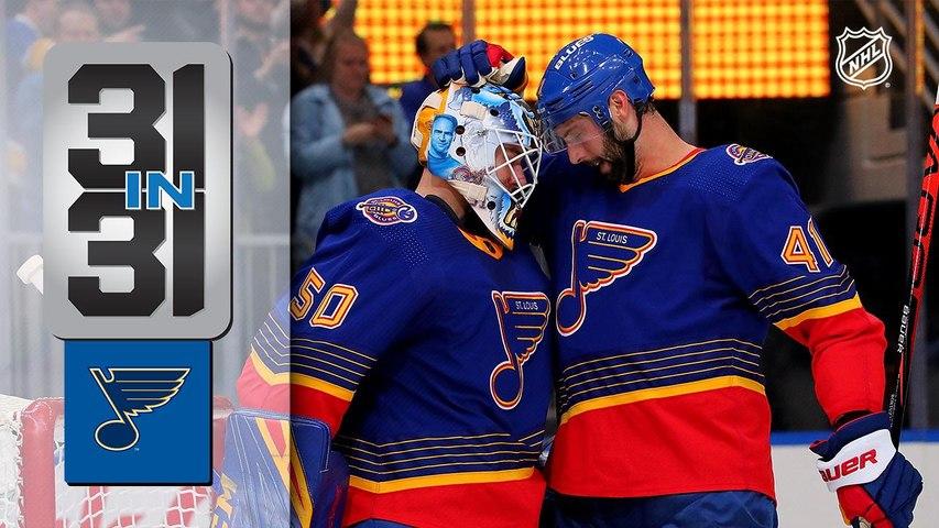 31 in 31: St. Louis Blues 2020-21 season preview