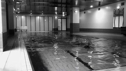 swimming in aussie