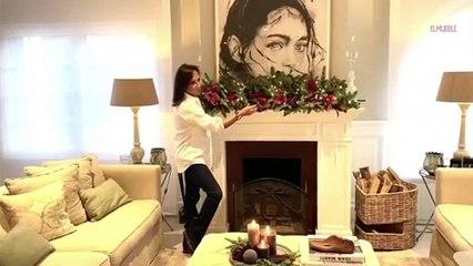Cómo decorar la chimenea para Navidad por Asun Antó de Coton et Bois