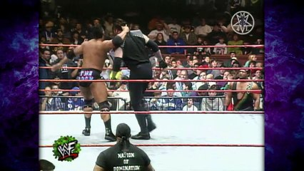The Undertaker vs The Rock + Undertaker Refuses Retaliation to Kane's Attack! 12/22/97