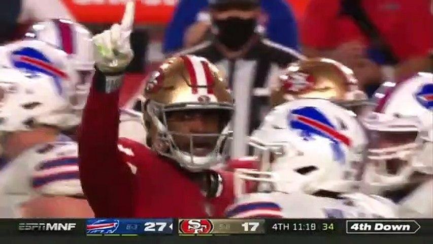Buffalo Bills vs San Francisco 49ers FULL Highlights _ NFL Week 13 _ Dec 7, 2020 (4th)