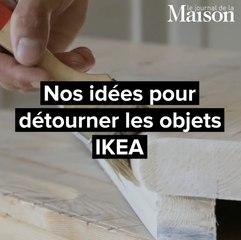 IKEA HACKS : nos idées pour détourner les objets IKEA