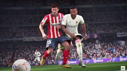 Fifa 21 Next Gen launch trailer