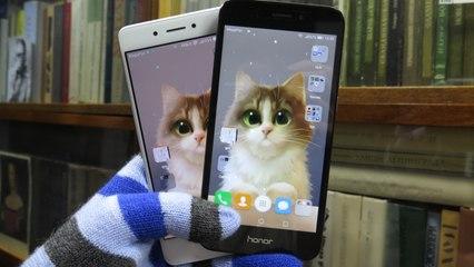 Обзор смартфонов-близнецов Honor 6A и Honor 6C