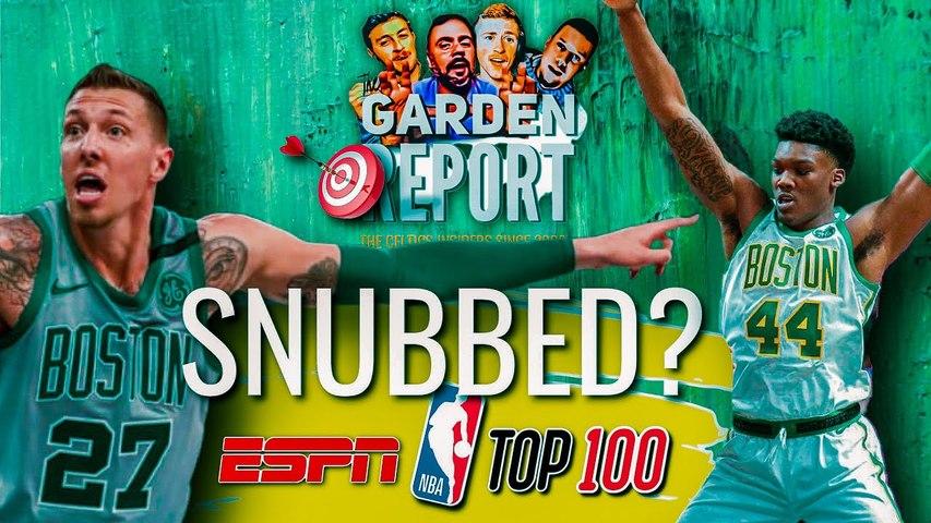 No Celtics centers make ESPN Top 100