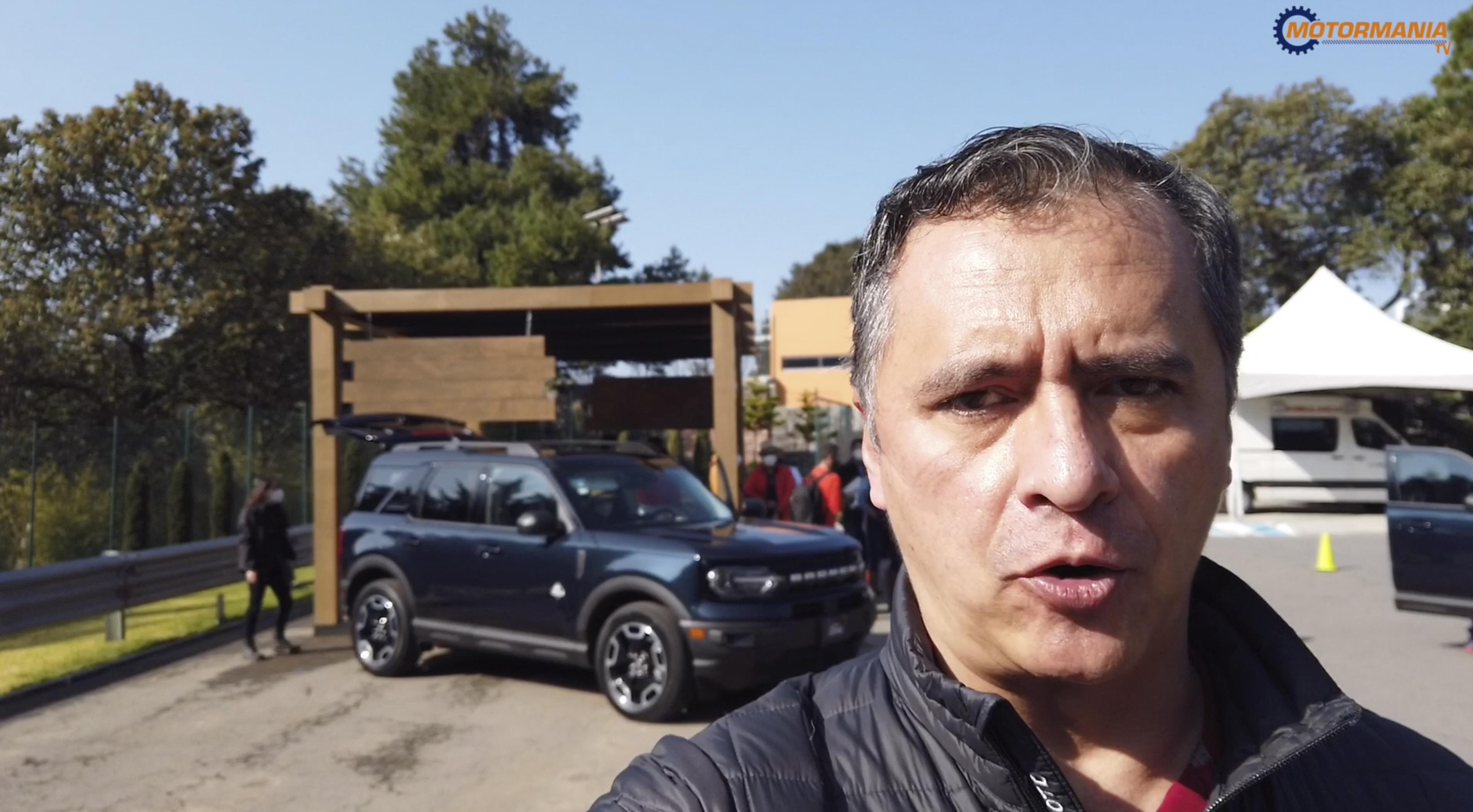 Ford Bronco Sport 2021 a fondo