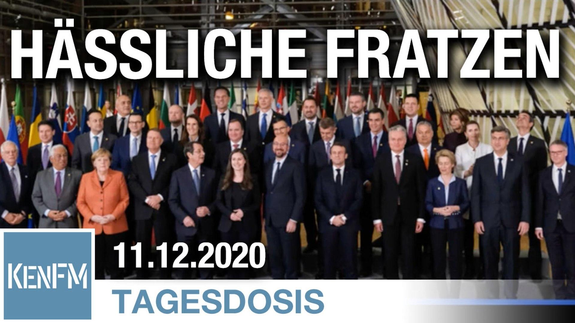 Hässliche Fratzen hinter frommem Antlitz der EU-Menschenrechtsritter
