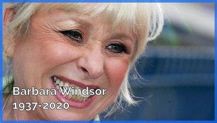 Barbara Windsor, Eastenders and Carry-On star, dies age 83