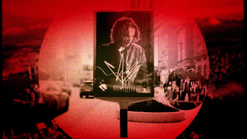 Chris Cornell - Watching The Wheels