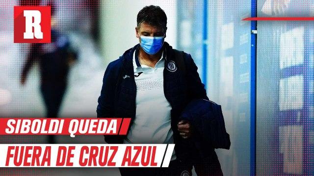 Robert Dante Siboldi renunció como director técnico de Cruz Azul