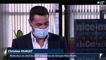 Le maître-chocolatier Pascal Lac reçoit le Trophée du Made in Côte d'Azur