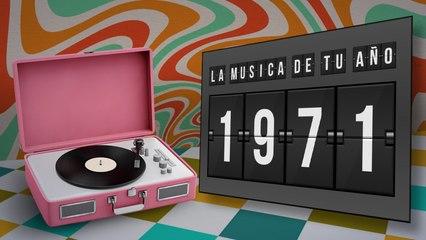 Varios - La Musica de tu Año - 1971 (Micky - Continuados - Los Amaya y más)