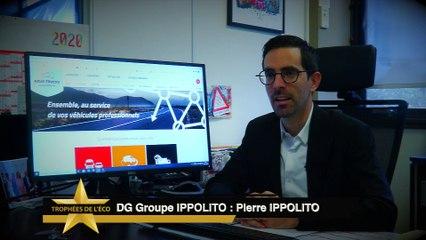 Pierre Ippolito, directeur général d'Azur Trucks