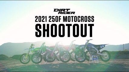 Dirt Rider's 2021 250F Motocross Shootout