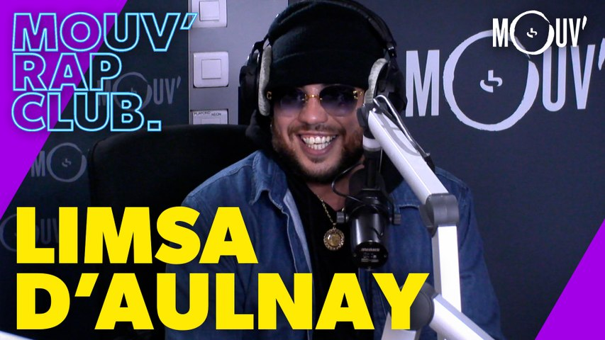 """Limsa d'Aulnay : """"Logique part.2"""", sa longue pause, ses influences, son feat avec Isha, JeanJass..."""