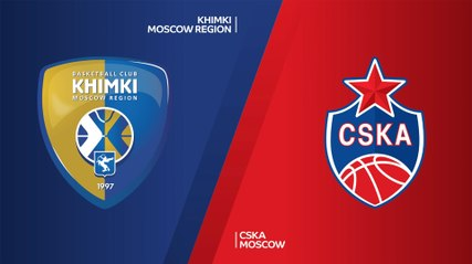 EuroLeague 2020-21 Highlights Regular Season Round 13 video: Khimki 87-96 CSKA