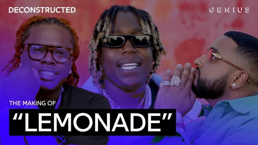 "The Making Of Internet Money's ""Lemonade"" | Deconstructed"