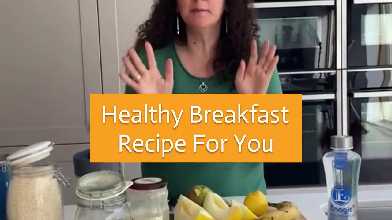 Healthy Breakfast Recipe For You (Healthy Eating)