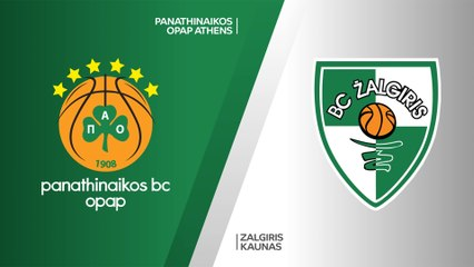 EuroLeague 2020-21 Highlights Regular Season Round 13 video: Panathinaikos 69-81 Zalgiris