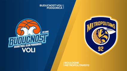 7Days EuroCup Highlights Regular Season, Round 7: Buducnost 71-73 Metropolitans