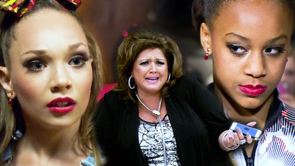 """Dance Moms: """"I HAVE to Put My Foot Down!"""" Abby PULLS the Group in Retaliation"""