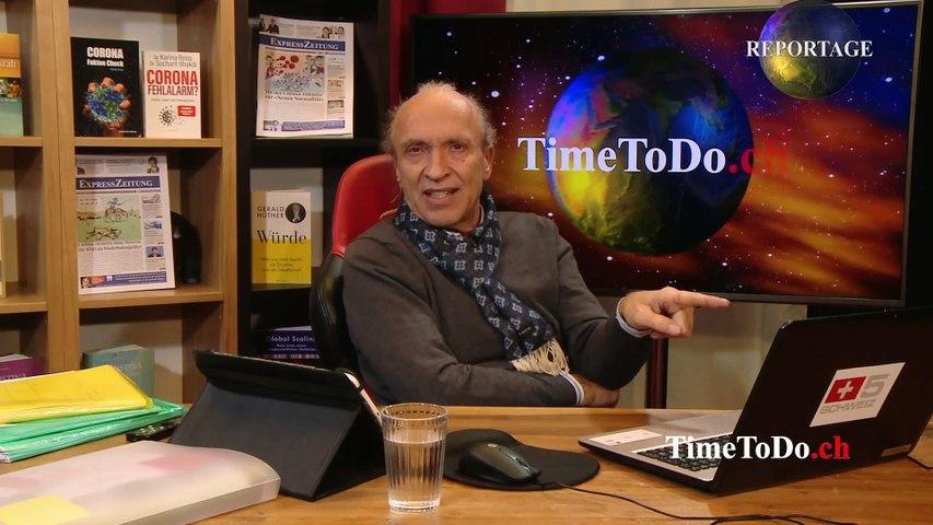 TV Hysterie... TTD-Sendung Reportage von und mit Norbert Brakenwagen