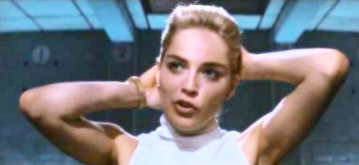 Basic Instinct - Scene from the film