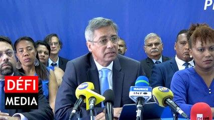 Xavier-Luc Duval : « Le voile se lève peu à peu sur l'affaire Soopramanien Kistnen »